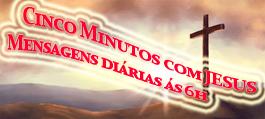 CINCO MINUTOS COM JESUS