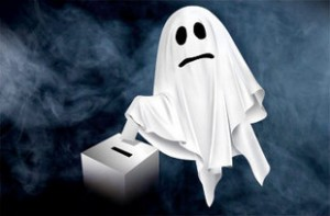 Eleitor fantasma